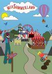 MidSummerland fairground illustration
