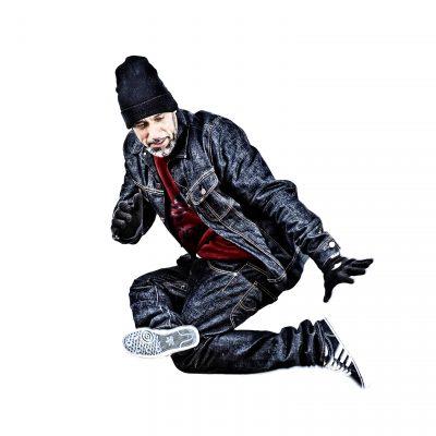 Pervez Live 2 Break in hip hop freeze