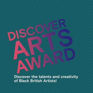 Discover Arts Award logo